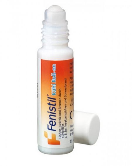 Fenistil calmante emulsión roll-on 8 ml