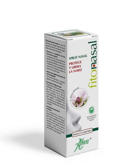 Fitonasal spray de Aboca