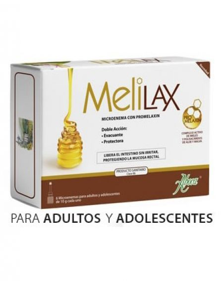 Meliax adultos y adolescentes de Aboca