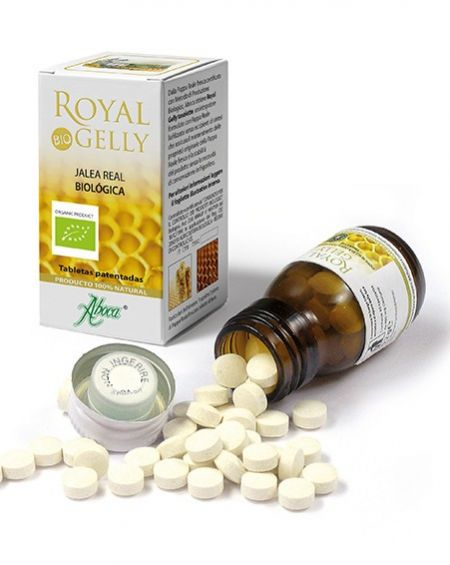 Royal gelly Bio jalea real biológica de Aboca