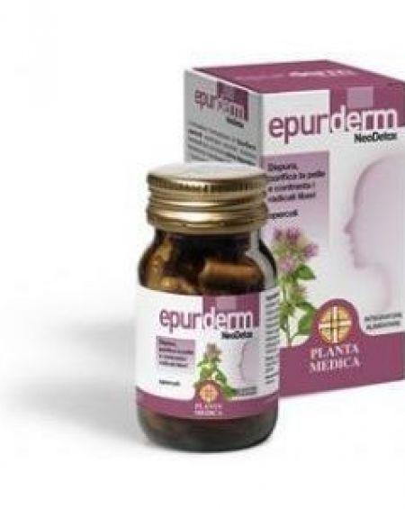 Epurdrem Neotedox cápsulas de Planta Médica Aboca