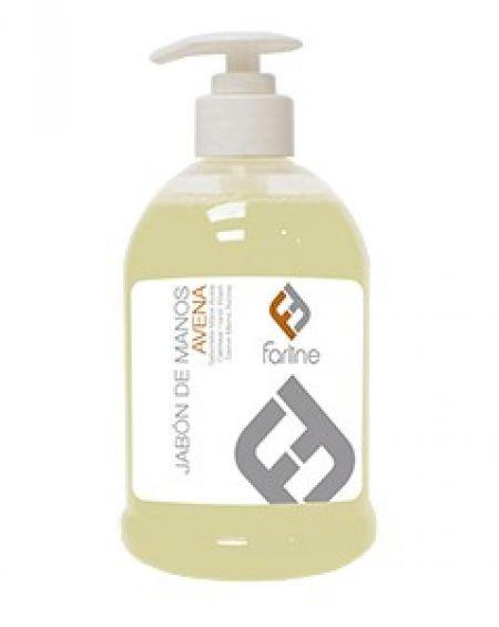 Jabón de manos avena