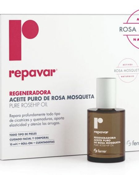 Repavar aceite regenerador rosa mosqueta