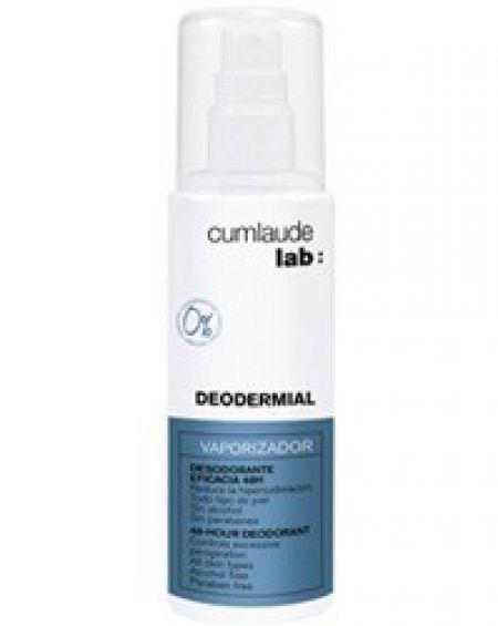 Deodermial vaporizador 48 horas desodorante