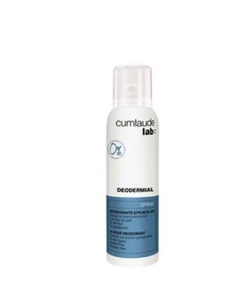 Deodermial spray 24 h desodorante