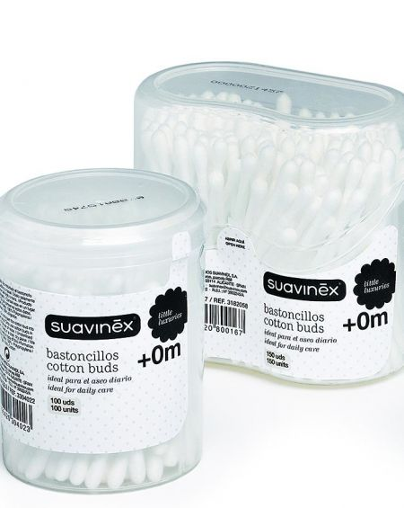 Bastoncillos Suavinex 100 unidades