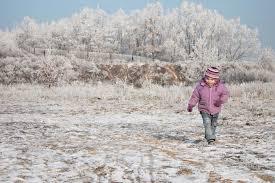 niños frio