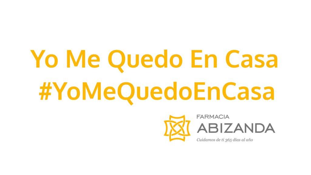 #QuedateEnCasa coronavirus