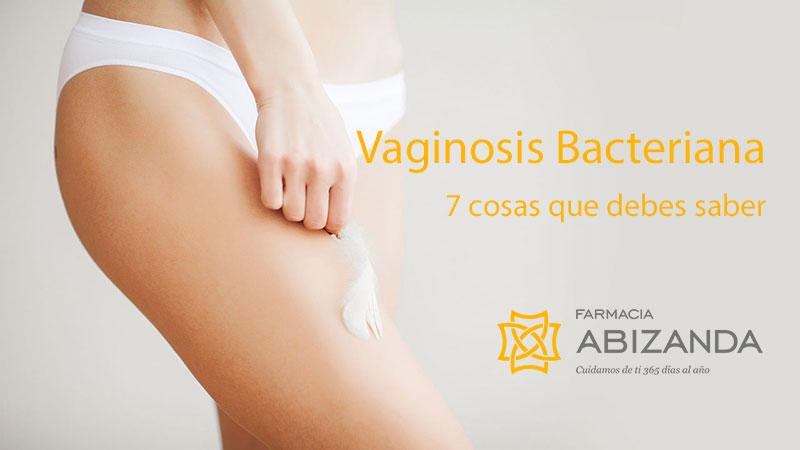 vaginosis bacteriana