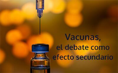 vacuna efecto secundario