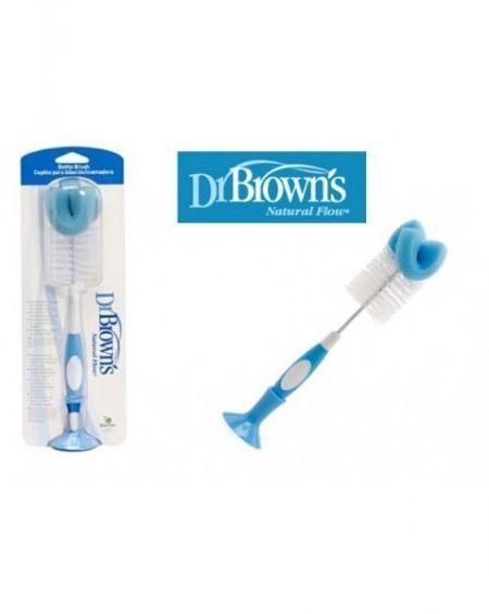 Escobilla limpiabiberón Dr Brown's