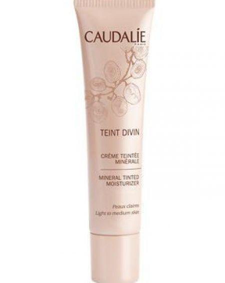 Teint Divin crema con color minerales pieles claras
