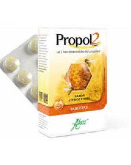 Propol2 EMF tabletas cítrico de Aboca
