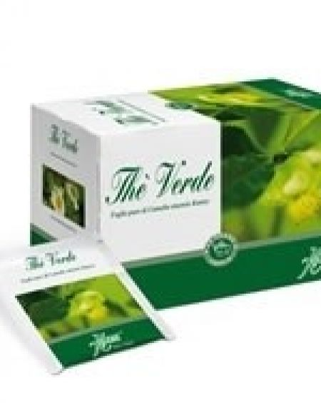 Biotisana de Té verde de Aboca