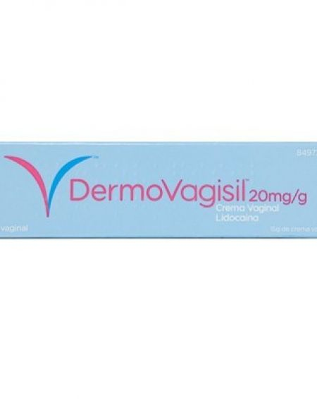Dermo vagisil crema vaginal 15 gr