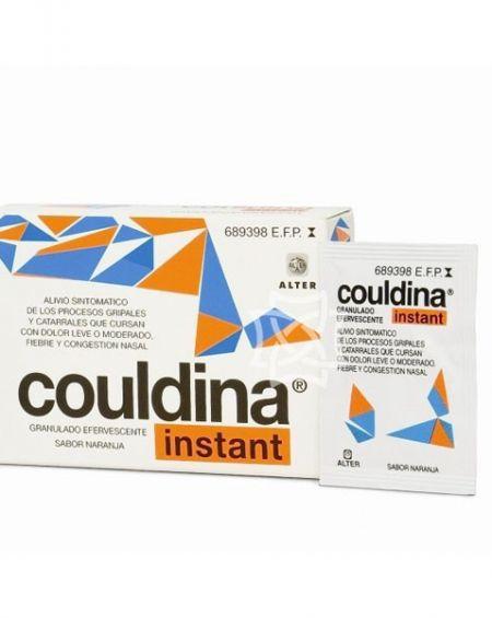 Couldina instant con ácido acetilsalicilico 20 comprimidos