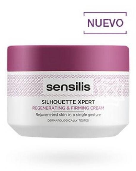 Silhouette xpert crema reafirmante y regeneradora Sensilis