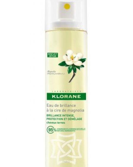 Agua de brillo de magnolia de Klorane