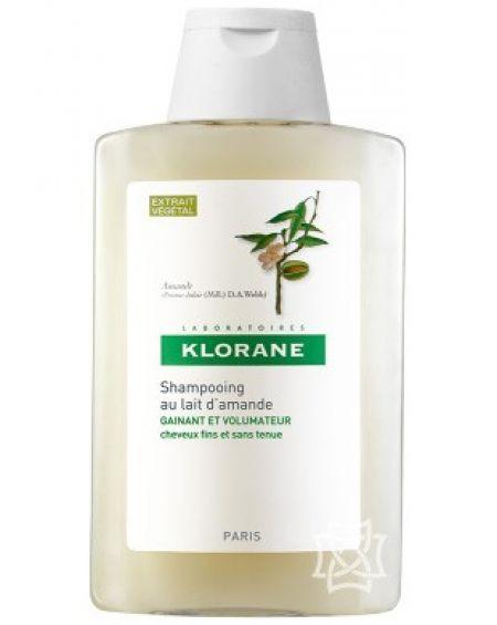 Champú de leche de almedras 400 ml de Klorane