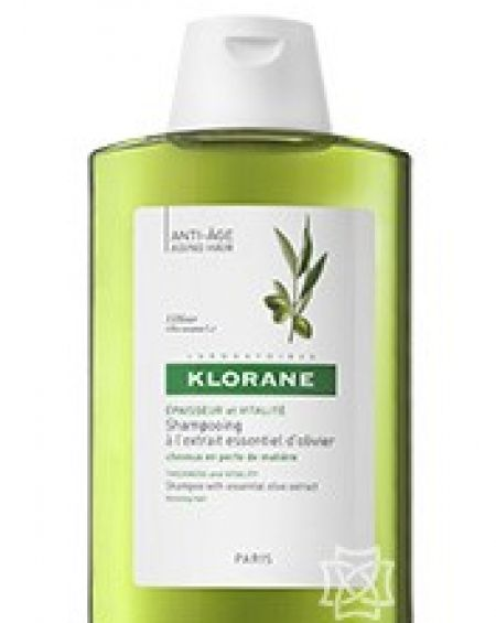 Champú de extracto de olivo 200 ml de Klorane