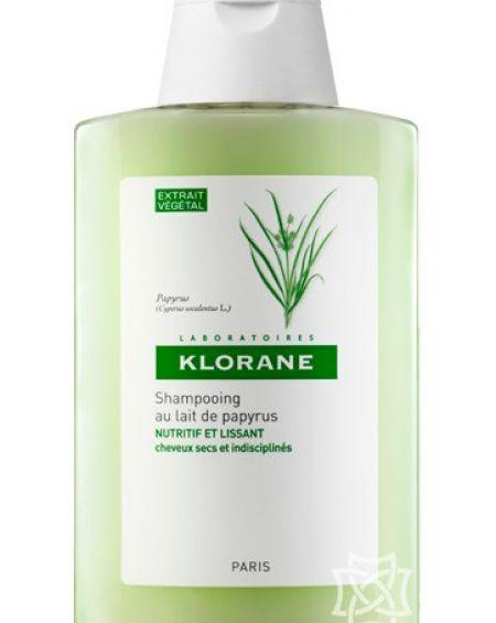 Champú de leche de papiro 400 ml de Klorane