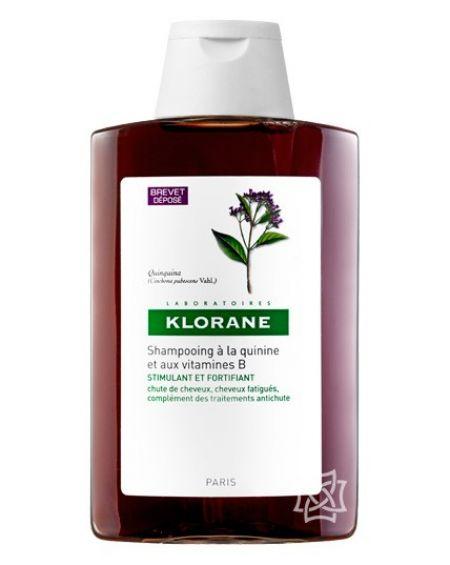 Champú de quinina 400 ml de Klorane