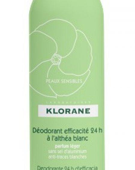 Desodorante Spray de Klorane