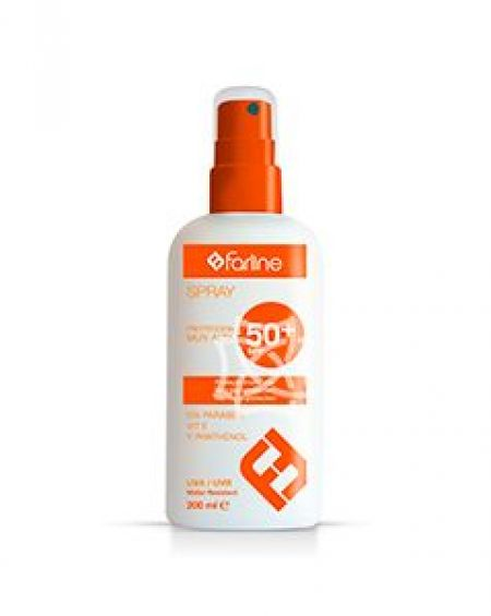 SPRAY SOLAR SPF50+ 200ML