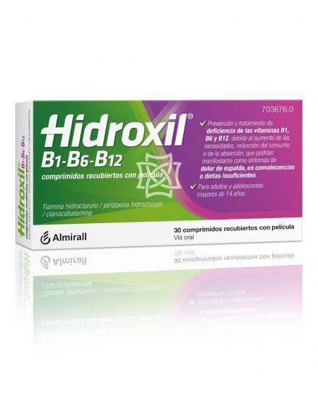 Hidroxil B1-B6-B12