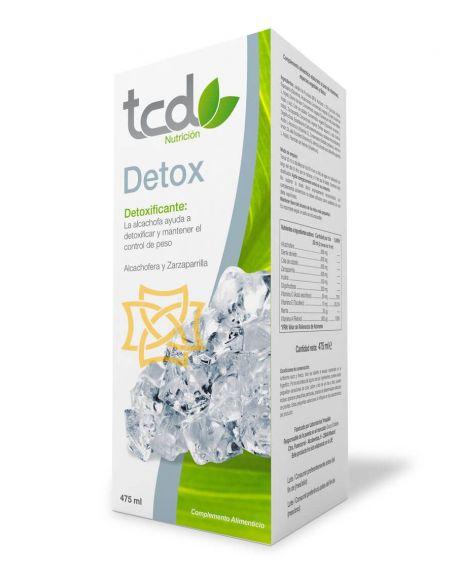 Detox complemento alimenticio de Tcuida