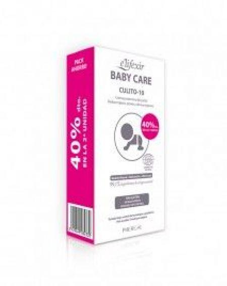 E´LIFEXIR BABY CARE CULITO 10 PROTECTORA PAÑAL 2U x 75 ML