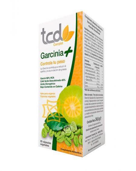Garcinia + control de peso de tcuida