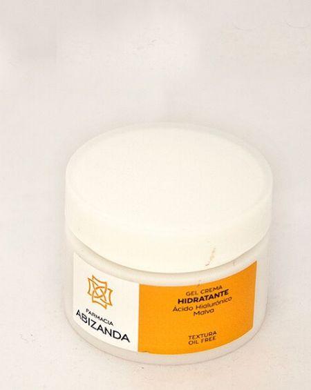 abizanda gel crema hidratante antiedad AH textura oil free 50 ml