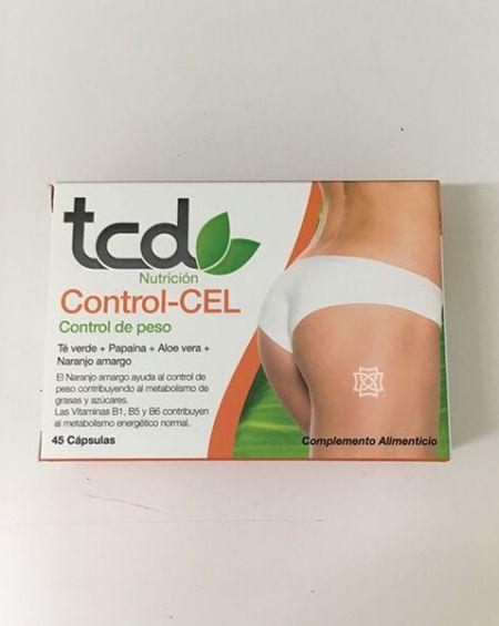 Tcuida Control-CEL 45 cápsulas