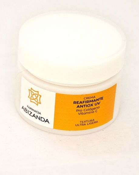 ABIZANDA Crema Reafirmante Antiox UV 50 ml