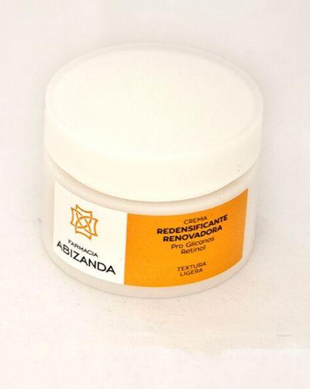 abizanda crema redensificante renovadora 50 ml