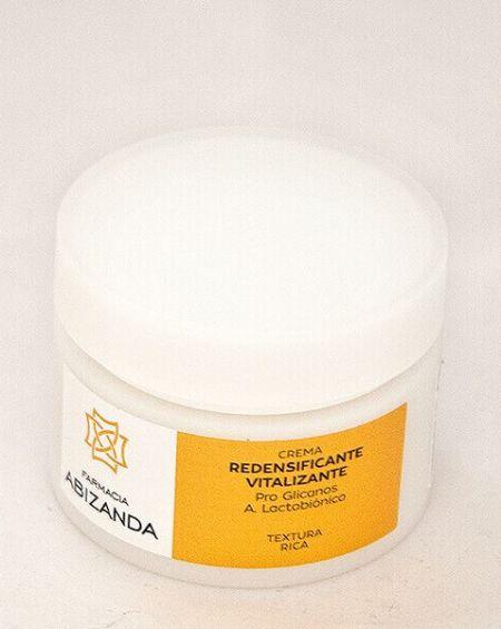 abizanda crema redensificante vitalizante 50 ml