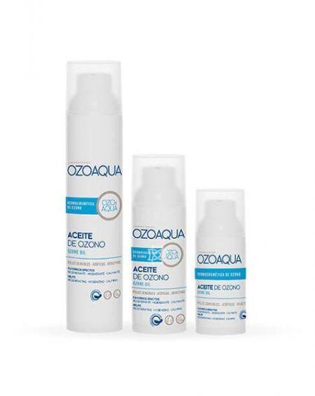 Aceite de ozono 15 ml de ozoaqua