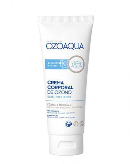 CREMA CORPORAL DE OZONO 200 ml ozoaqua