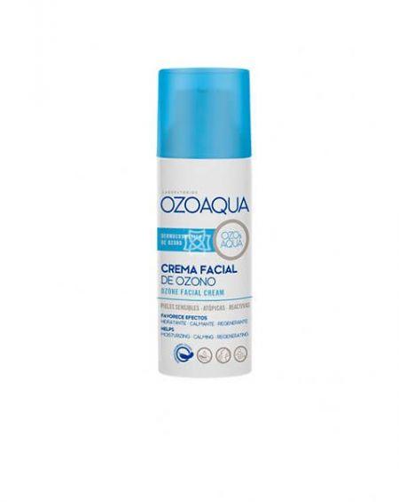 CREMA FACIAL DE OZONO 50 ml ozoaqua