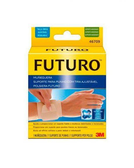 MUÑEQUERA FUTURO VELCRO