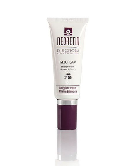 Neoretin Discrom Control Gel Cream SPF 50 40 ml