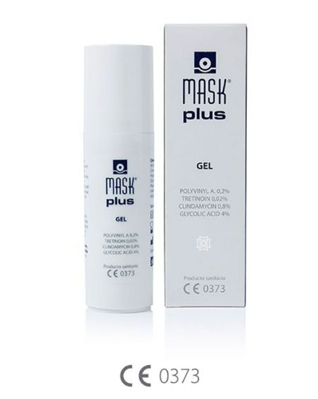 Mask plus Gel de Cantabria labs 30 ml