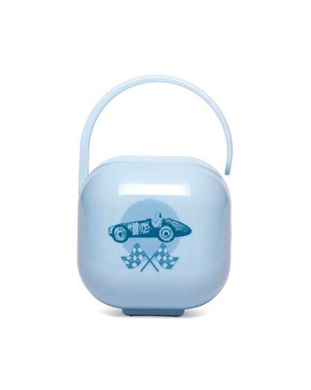 Portchupetes azul de Suavinex
