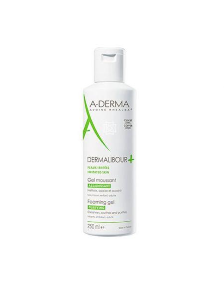 Dermalibour + Gel limpiador de A-Derma 250 ml