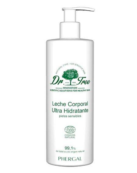 Dr. Tree Leche Corporal Ultrahidratante Pieles Sensibles 400 ml