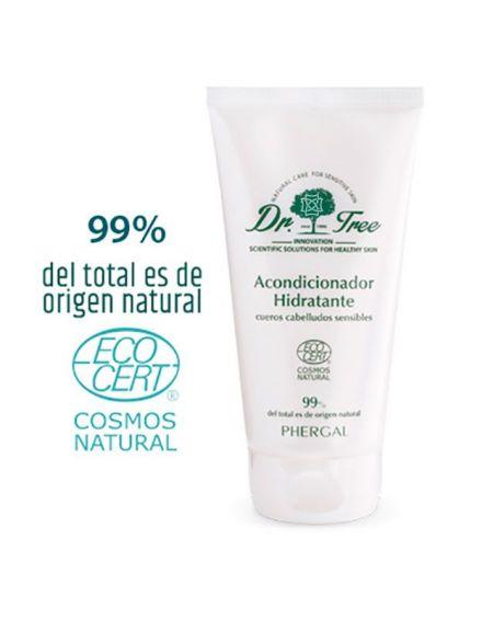 Dr. Tree Crema acondicionadora Cabello Pieles Sensibles 150 ml
