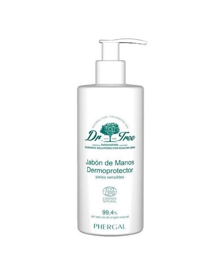 Dr. Tree jabón de manos pieles sensibles 300 ml