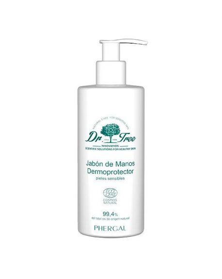 Dr. Tree jabón de manos pieles sensibles 300 ml