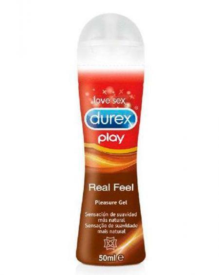 Durex Real Feel Pleasure Gel Vaginal 50 ml
